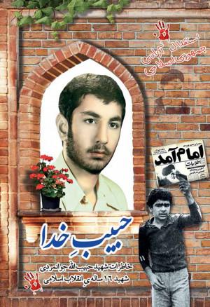 حبیب خدا: خاطرات شهید حبیبالله جوانمردی شهید شانزده سالهی انقلاب اسلامی